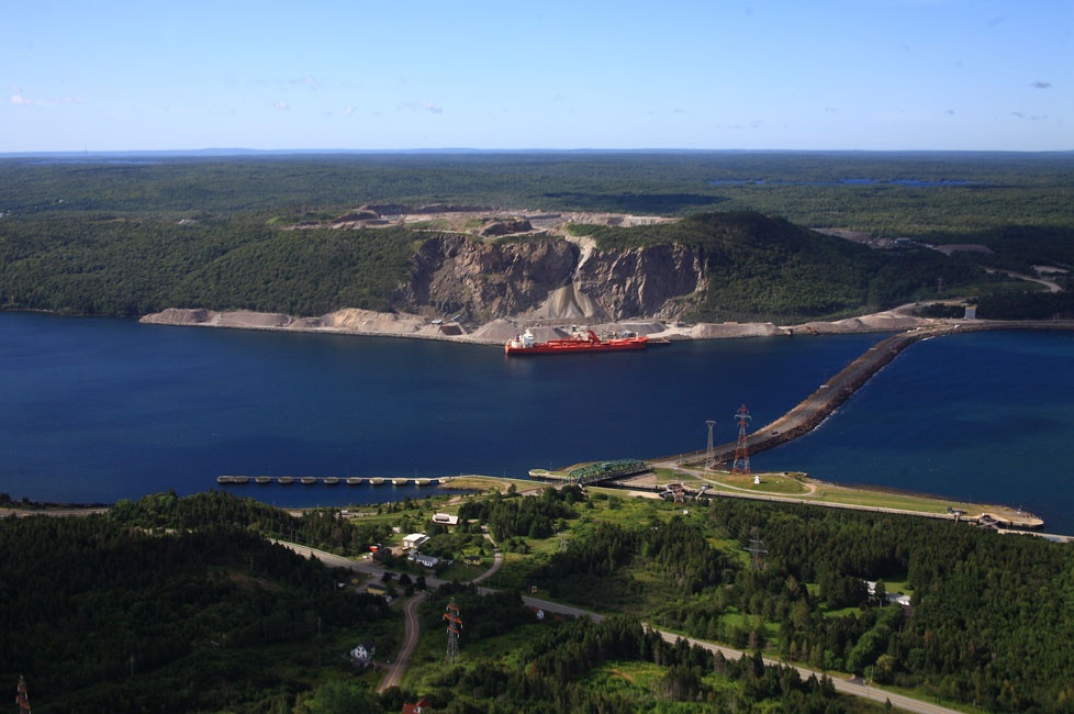 The Canso Causeway